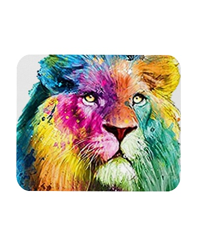 Running Paint Lion