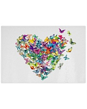 Butterfly Heart Rectangle Cutting Board thumbnail
