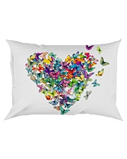 Butterfly Heart Rectangular Pillowcase thumbnail