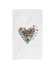Butterfly Heart Hand Towel thumbnail