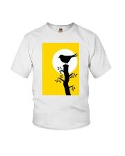 Yellow Sun Bird Youth T-Shirt thumbnail