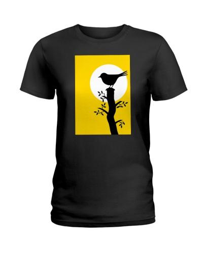 Yellow Sun Bird