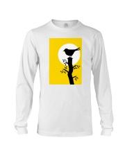 Yellow Sun Bird Long Sleeve Tee thumbnail