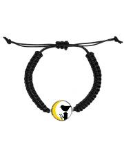 Yellow Sun Bird Cord Circle Bracelet thumbnail
