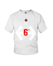6ft T Shirt Youth T-Shirt thumbnail