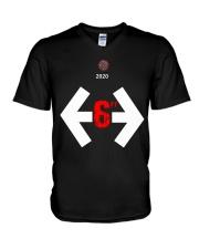 6ft T Shirt V-Neck T-Shirt thumbnail
