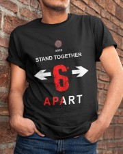 Stand Together Apart Classic T-Shirt apparel-classic-tshirt-lifestyle-26