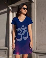 Dress Universum All-over Dress aos-dress-front-lifestyle-1