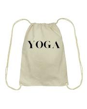 YOGA Stuff II Drawstring Bag thumbnail