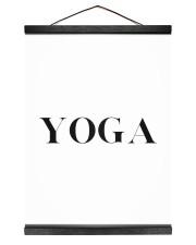 YOGA Stuff II 12x16 Black Hanging Canvas thumbnail