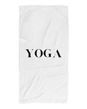 YOGA Stuff II Beach Towel thumbnail