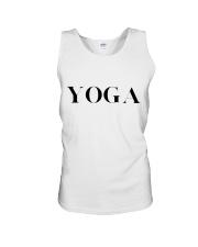 T-Shirt Man Yoga Unisex Tank tile