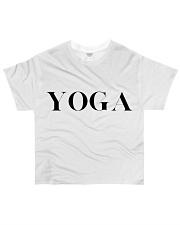 T-Shirt Man Yoga All-over T-Shirt thumbnail
