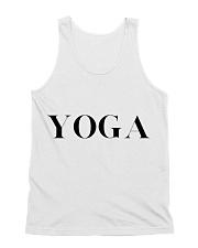 T-Shirt Man Yoga All-over Unisex Tank thumbnail