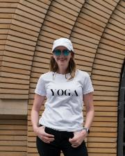 T-Shirt Women YOGA Premium Fit Ladies Tee lifestyle-women-crewneck-front-4