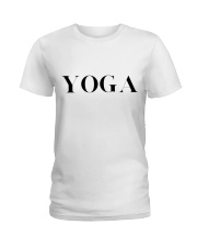 T-Shirt Women YOGA Ladies T-Shirt thumbnail