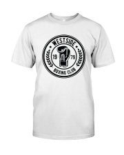 Westside Boxing Club Classic T-Shirt front