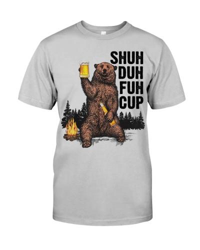 Leonashirt Beer lovers shuh duh fuh cup tee shirt