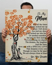 Mom and Daughter 16x20 Gallery Wrapped Canvas Prints aos-canvas-pgw-16x20-lifestyle-front-25