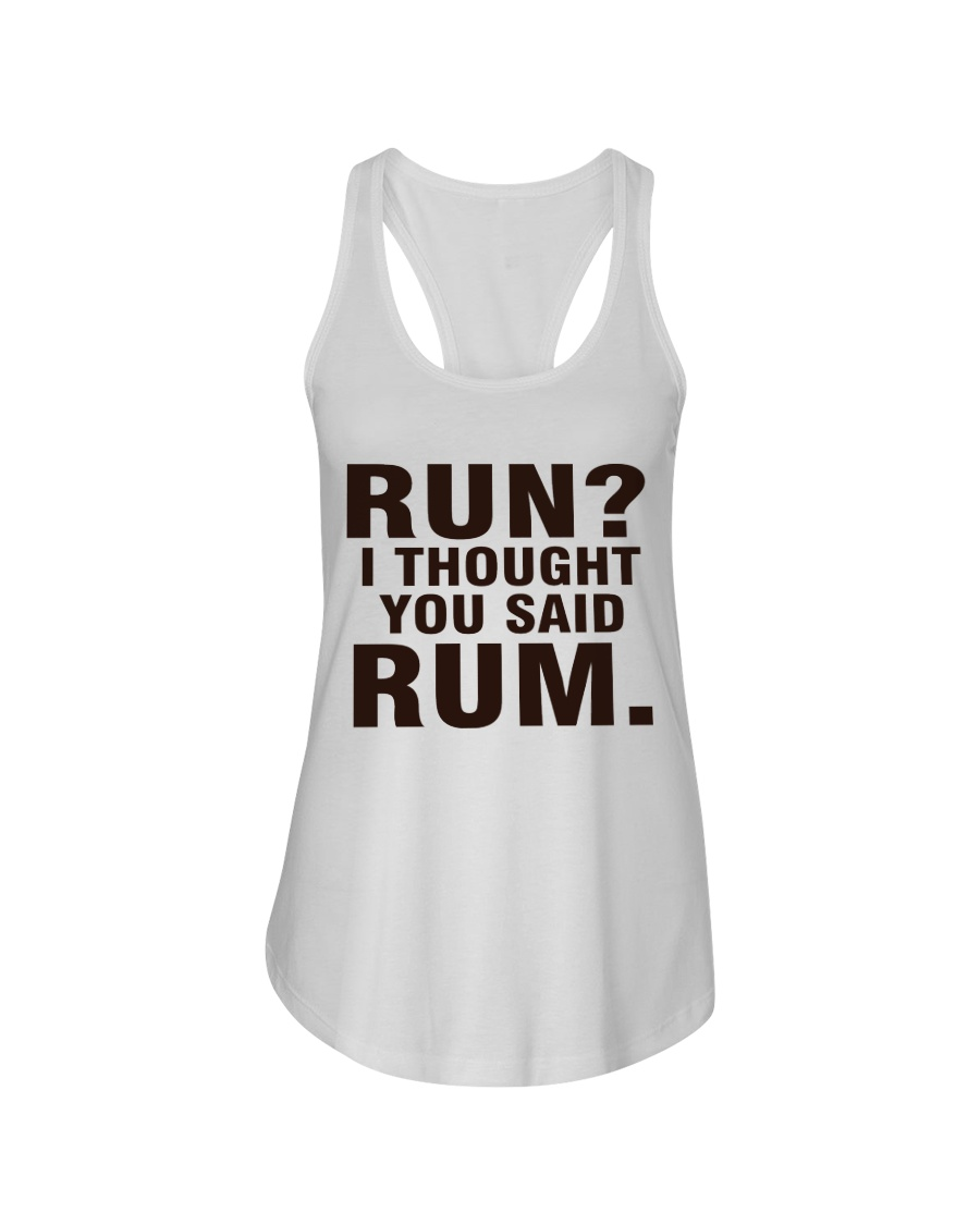 RUN 1 Ladies Flowy Tank