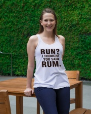 RUN 1 Ladies Flowy Tank lifestyle-bellaflowy-tank-front-1