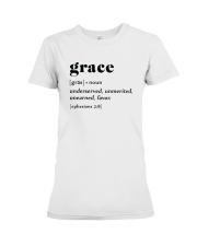 Grace Premium Fit Ladies Tee thumbnail