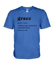 Grace V-Neck T-Shirt thumbnail