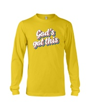 God's Got This Long Sleeve Tee thumbnail