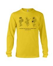 Consider How The Wild Flowers Grow Long Sleeve Tee thumbnail