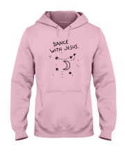 Dance With Jesus Hooded Sweatshirt thumbnail