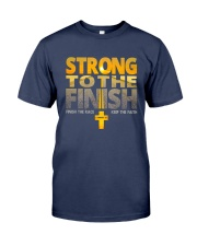 Strong To The Finish Premium Fit Mens Tee thumbnail