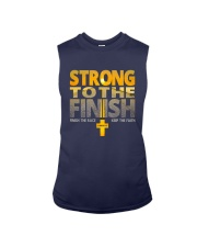Strong To The Finish Sleeveless Tee thumbnail