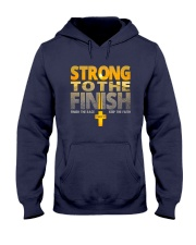 Strong To The Finish Hooded Sweatshirt thumbnail