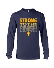 Strong To The Finish Long Sleeve Tee thumbnail