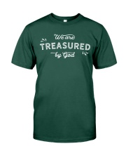 We Are Treasured By God Premium Fit Mens Tee thumbnail