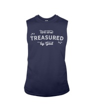 We Are Treasured By God Sleeveless Tee tile