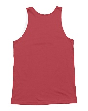 My Lifeguard Walks On Water All-over Unisex Tank back