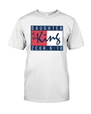 Daughter Of The King Classic T-Shirt tile