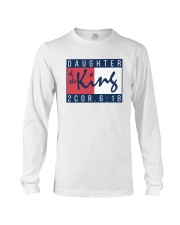 Daughter Of The King Long Sleeve Tee thumbnail