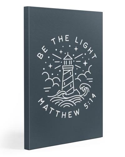 Be The Light - Matthew 5:14