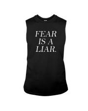 Fear Is A Liar Sleeveless Tee thumbnail