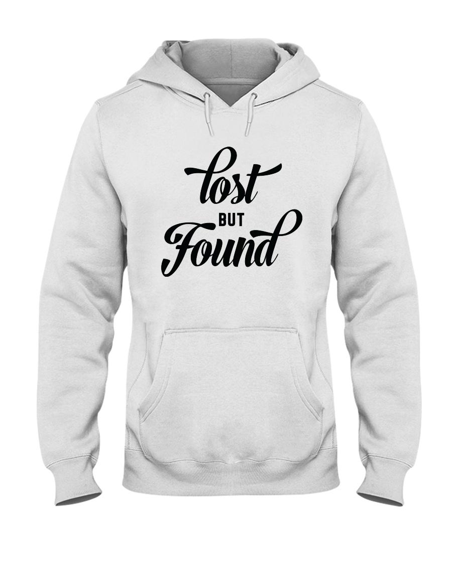 Lost But Found Hooded Sweatshirt