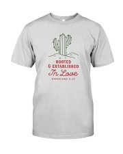 Rooted And Established In Love Premium Fit Mens Tee thumbnail