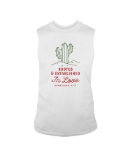 Rooted And Established In Love Sleeveless Tee thumbnail