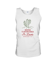Rooted And Established In Love Unisex Tank thumbnail