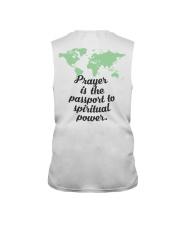 Prayer Is The  Passport To Spiritual Power Sleeveless Tee thumbnail