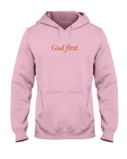 God First Hooded Sweatshirt thumbnail