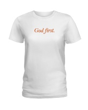 God First Ladies T-Shirt thumbnail