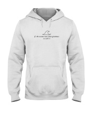 If The Oceans Roar Your Greatness So Will I Hooded Sweatshirt thumbnail