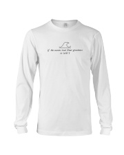 If The Oceans Roar Your Greatness So Will I Long Sleeve Tee thumbnail